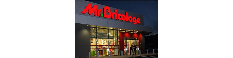 """MR Bricolage """"construit"""" l'avenir avec Approche Média !"""