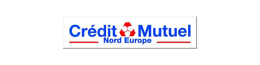 Le Crédit Mutuel Nord Europe passe chez Approche Média et DBA Interactive