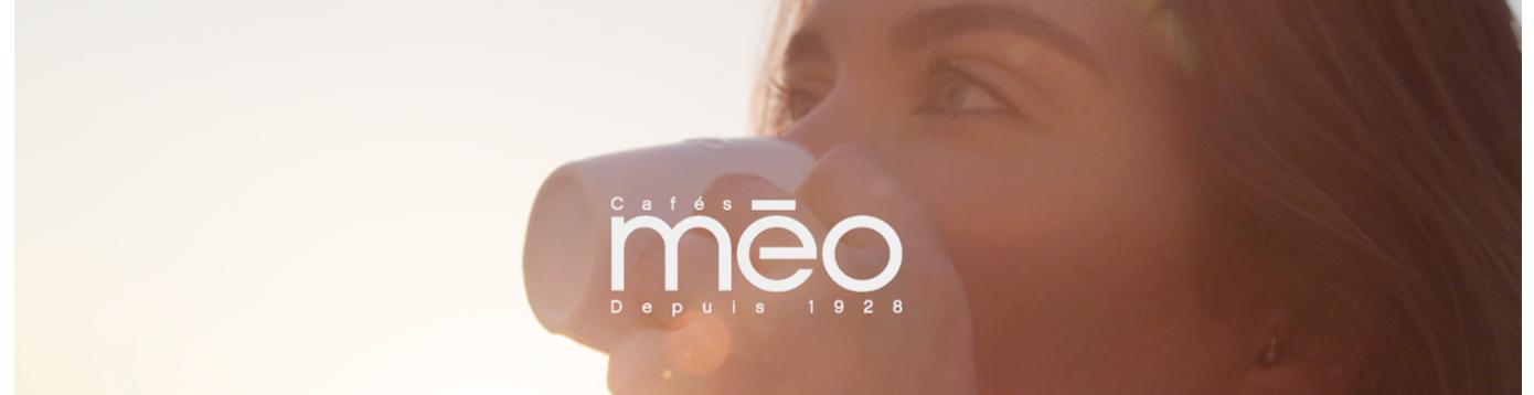 Les Cafés MÉO… My story, my coffee… My Agence média!