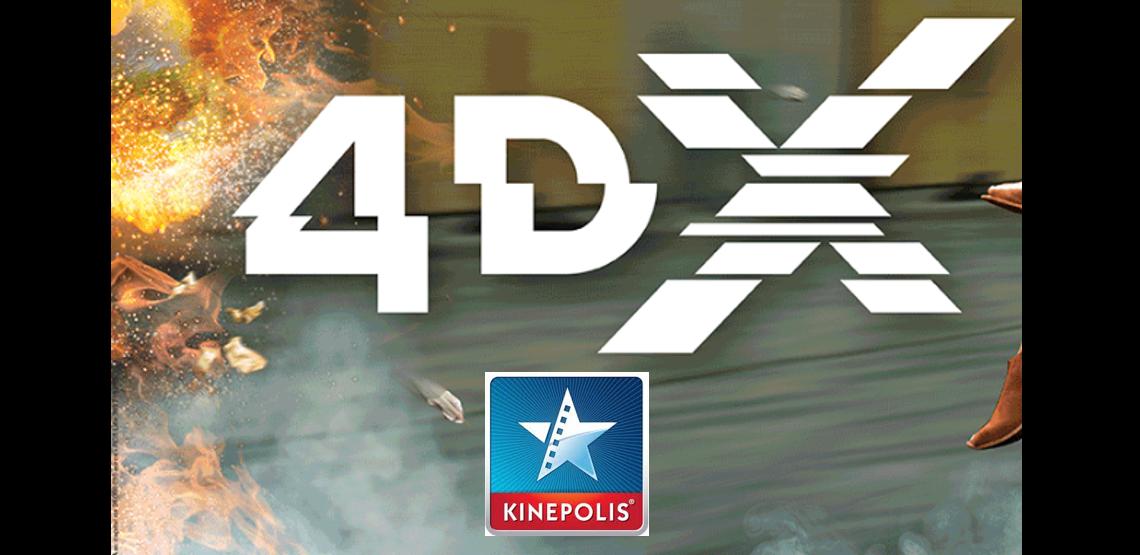 KINEPOLIS se « projette » pour sa communication média en France avec Approche Média !