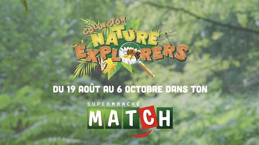 Into the Wild des Supermarchés Match