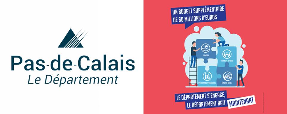 Les mesures phares du Département du Pas de Calais»