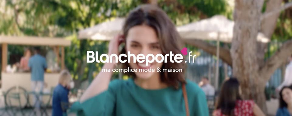 Après une absence en 2020, liée à la crise sanitaire, Blancheporte a fait son retour en TV depuis le weekend dernier !